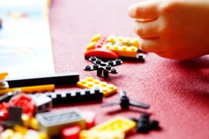 レゴブロックのイメージ画像